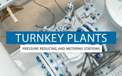 Turnkey plants